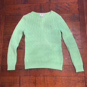Vineyard Vines cableknit sweater